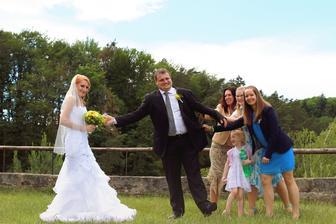 ...i o ženicha byl zájem ;-)