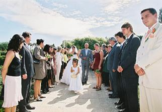 ...těsně před setkáním s budoucím manželem...:)