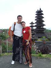 naše svatební cesta na Bali