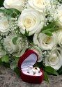 svadobná kytica podľa mojich predstáv