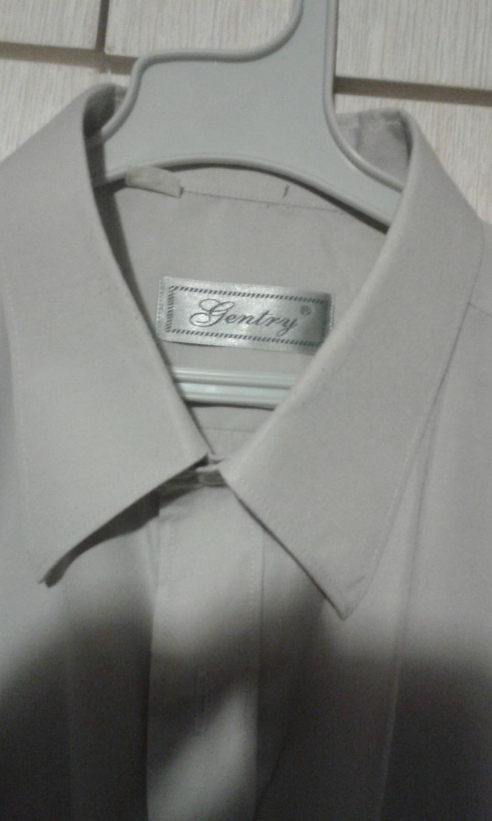 Pánska košeľa - Obrázok č. 2
