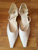 Svadobné topánky, 40