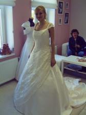 Sposa royale- moje vysnívané ma sklamali :o(