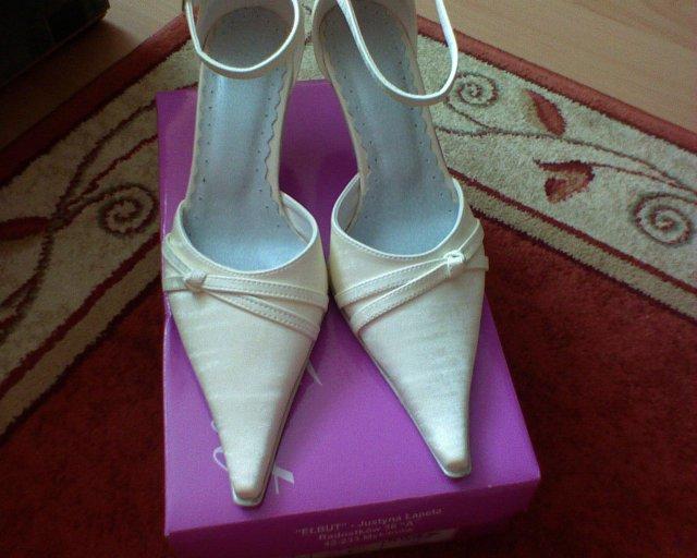 Marek a Martina - moje svadobné topánočky