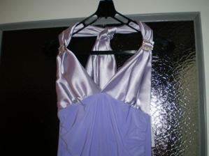 detail na šaty