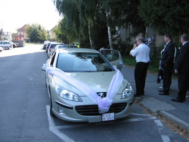 Martinka{{_AND_}}Marek - naše svadobne auto