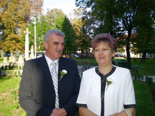 Detaily našej svadby - moji rodicia