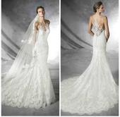 Svadobné šaty Pronovias Placia, 34