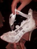 Svatební krajkové lodičky, 39