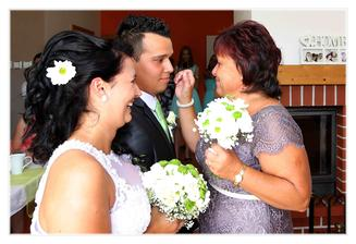 Maminka ženicha