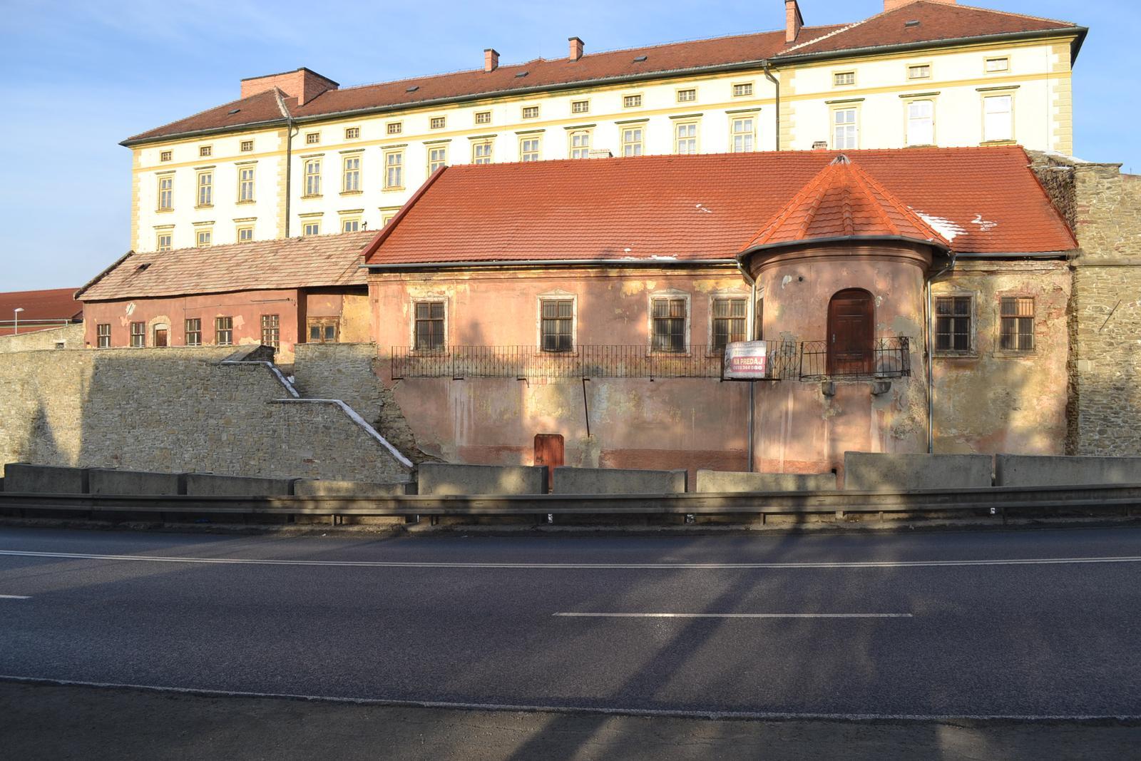 Rekonstrukcia  domu z 18- teho storocia - Obrázok č. 9