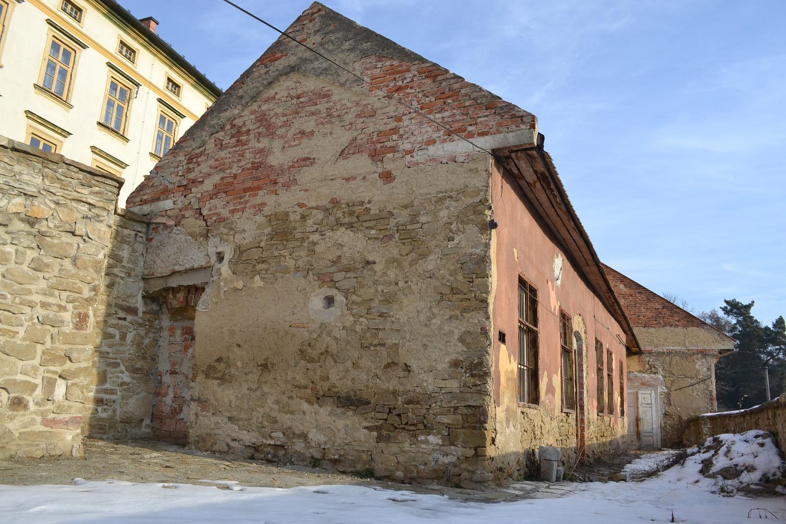 Rekonstrukcia  domu z 18- teho storocia - Obrázok č. 20
