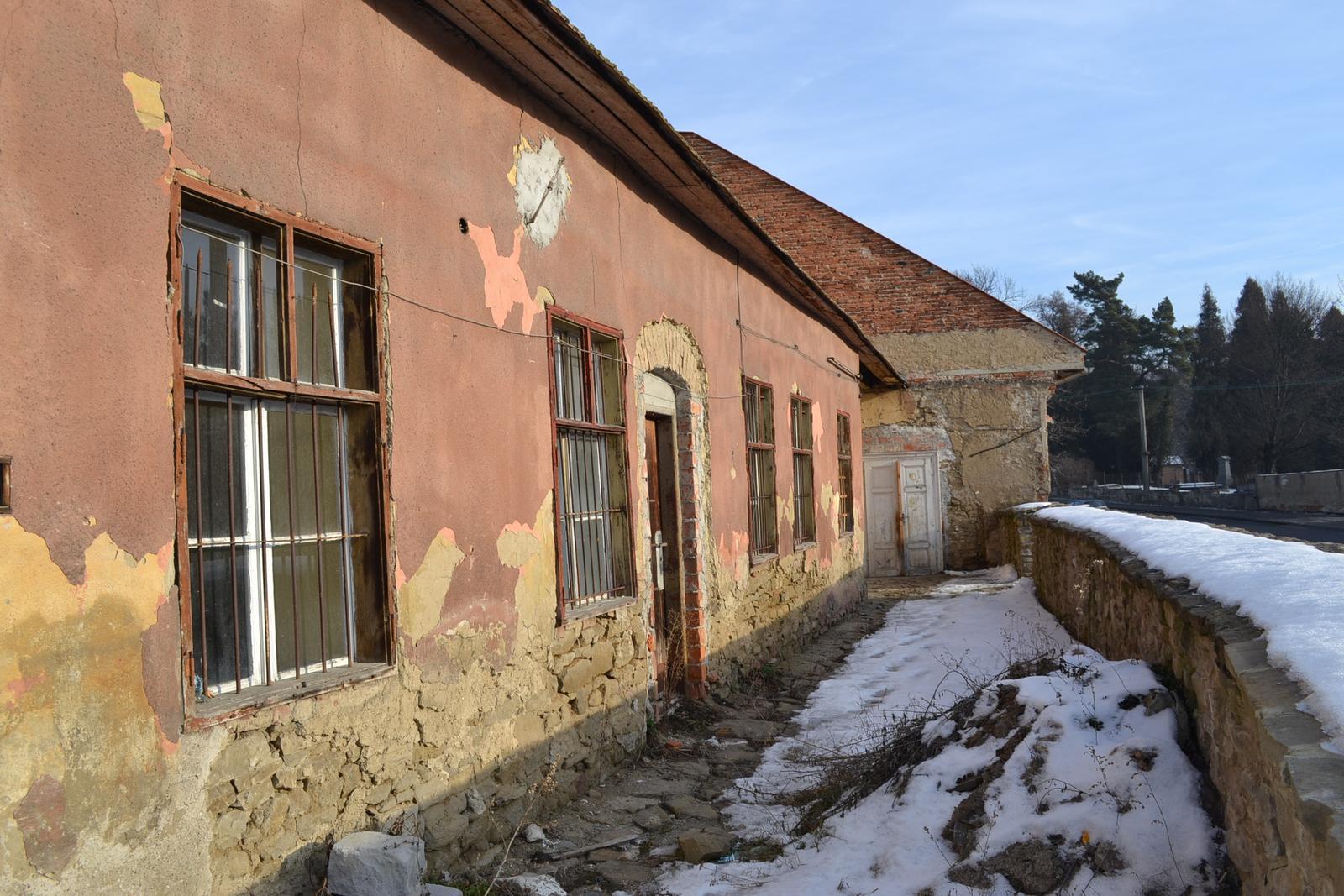 Rekonstrukcia  domu z 18- teho storocia - Obrázok č. 21