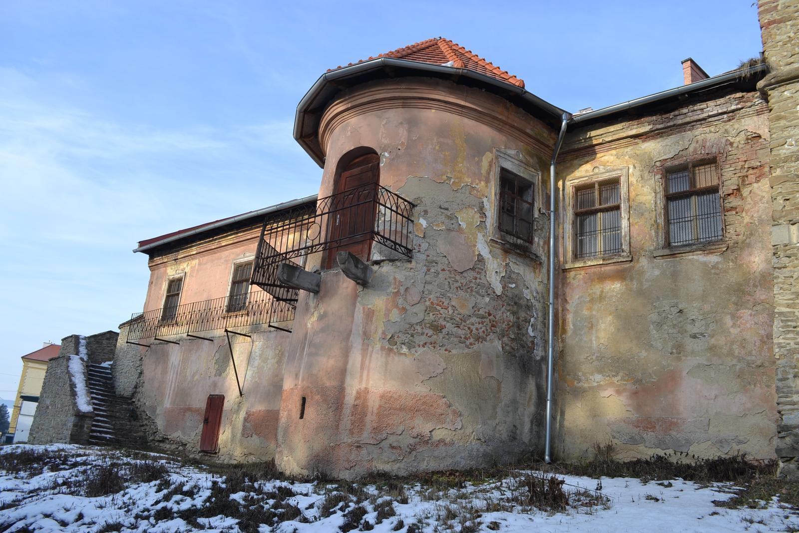 Rekonstrukcia  domu z 18- teho storocia - Obrázok č. 11