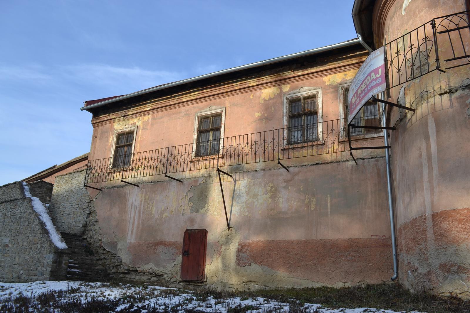 Rekonstrukcia  domu z 18- teho storocia - Obrázok č. 12