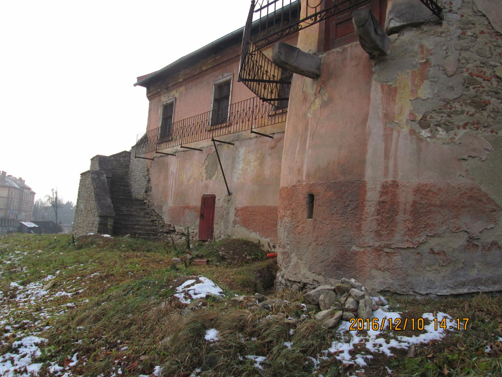 Rekonstrukcia  domu z 18- teho storocia - Obrázok č. 17