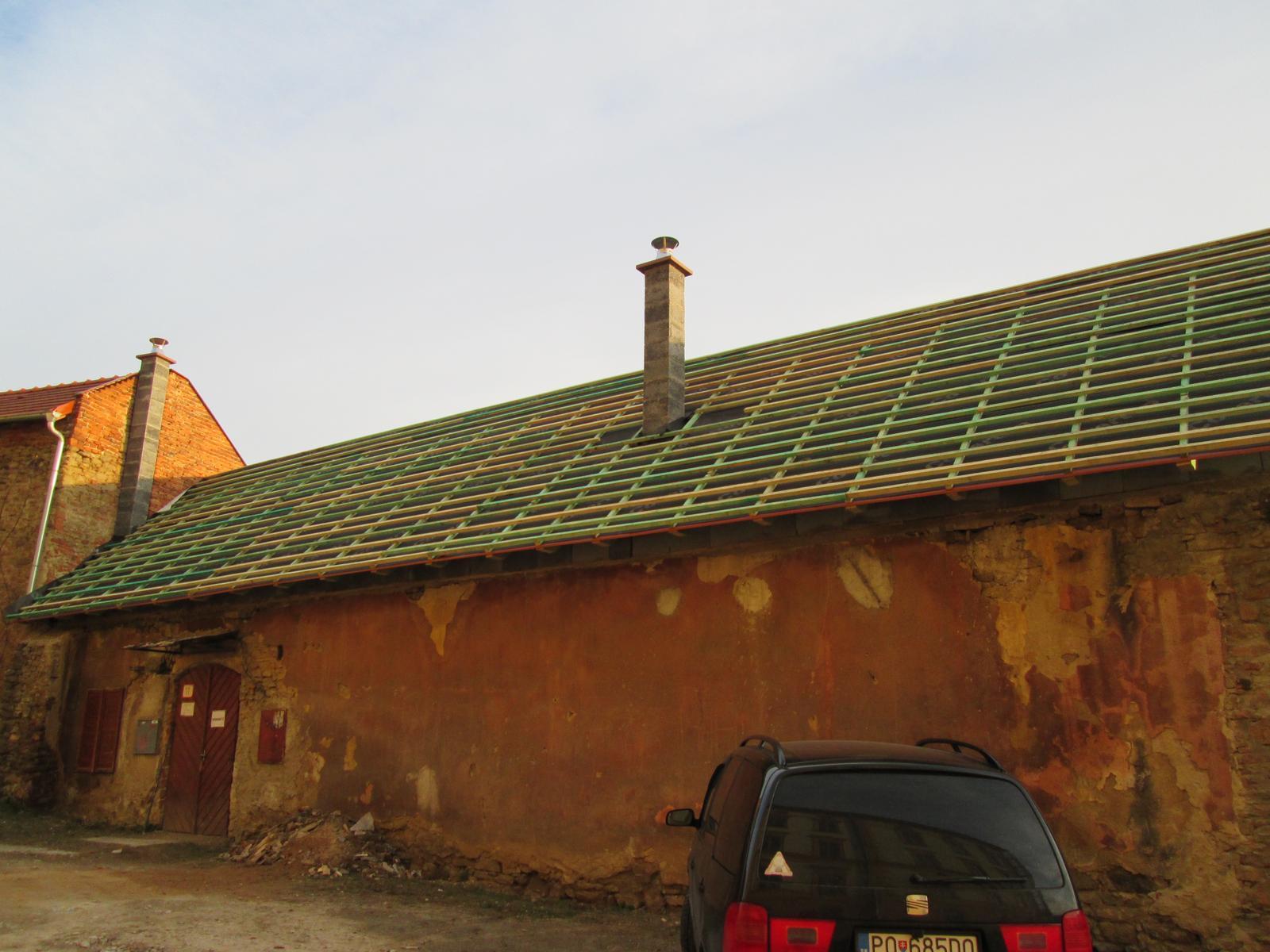 Rekonstrukcia  domu z 18- teho storocia - Obrázok č. 37