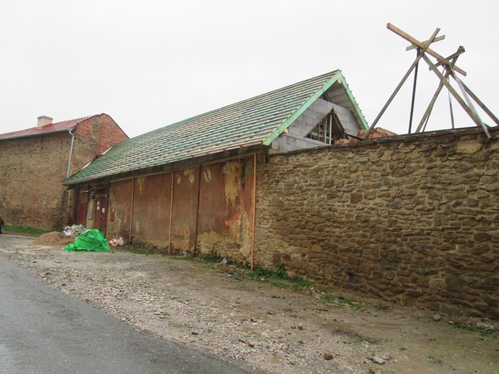 Rekonstrukcia  domu z 18- teho storocia - Obrázok č. 38