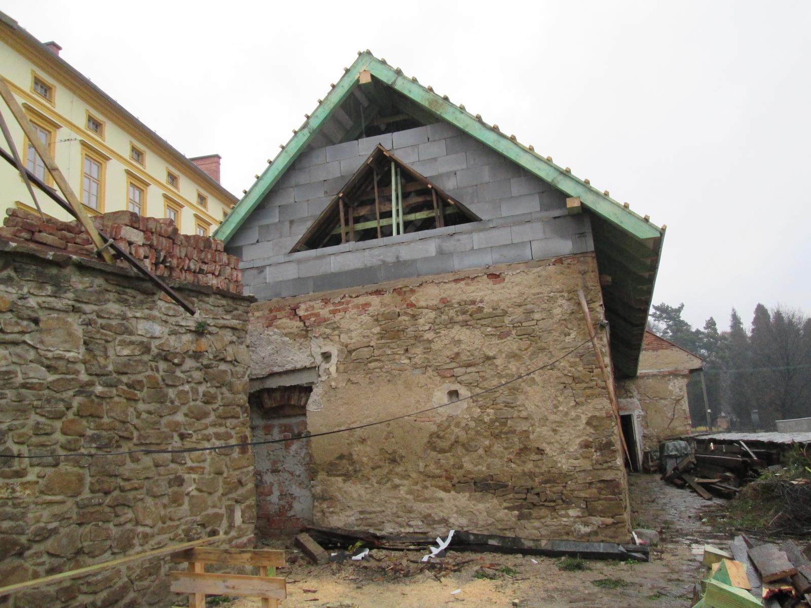 Rekonstrukcia  domu z 18- teho storocia - Obrázok č. 40