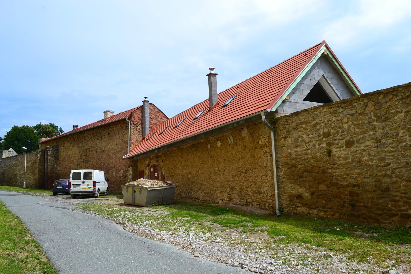 Rekonstrukcia  domu z 18- teho storocia - Obrázok č. 44