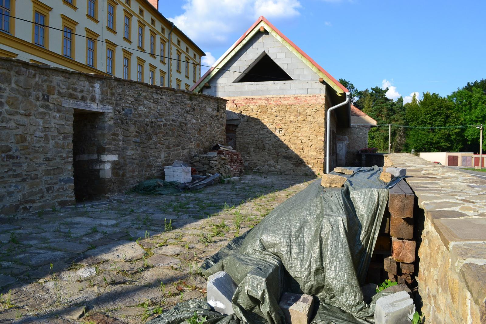 Rekonstrukcia  domu z 18- teho storocia - Obrázok č. 47