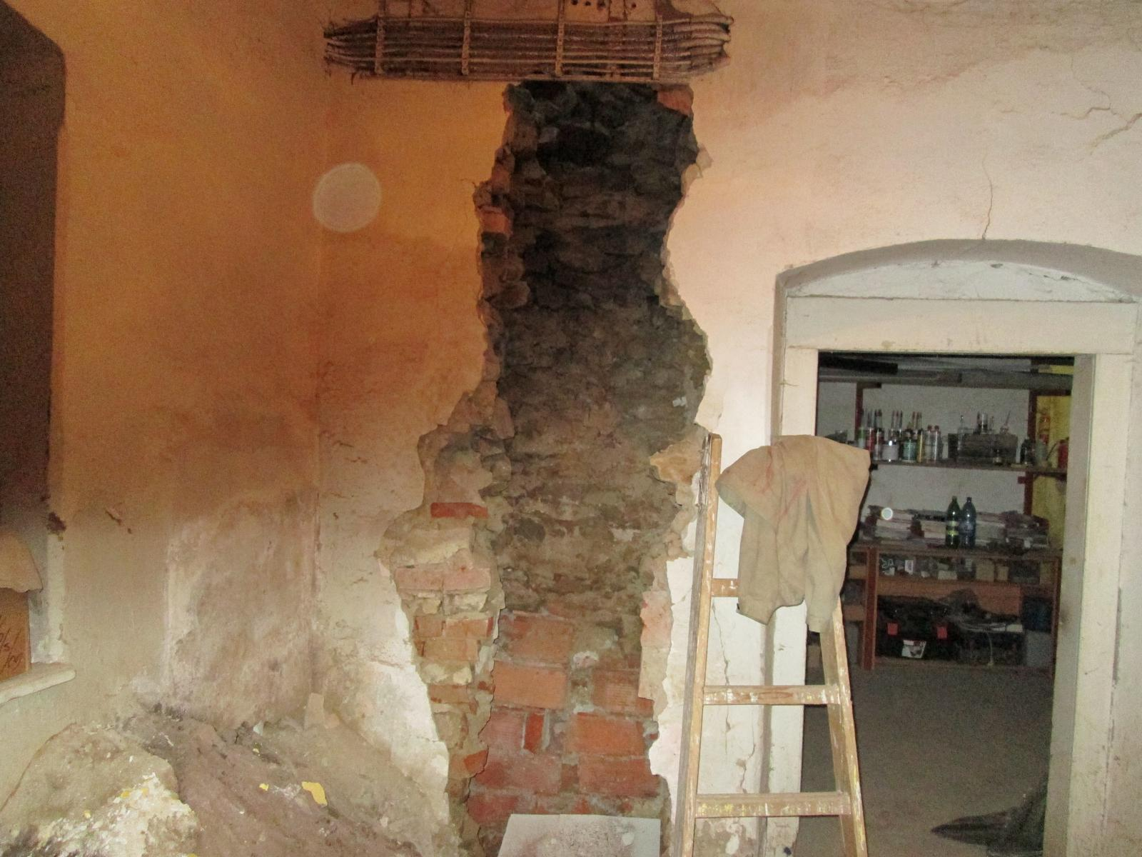 Rekonstrukcia  domu z 18- teho storocia - Obrázok č. 48