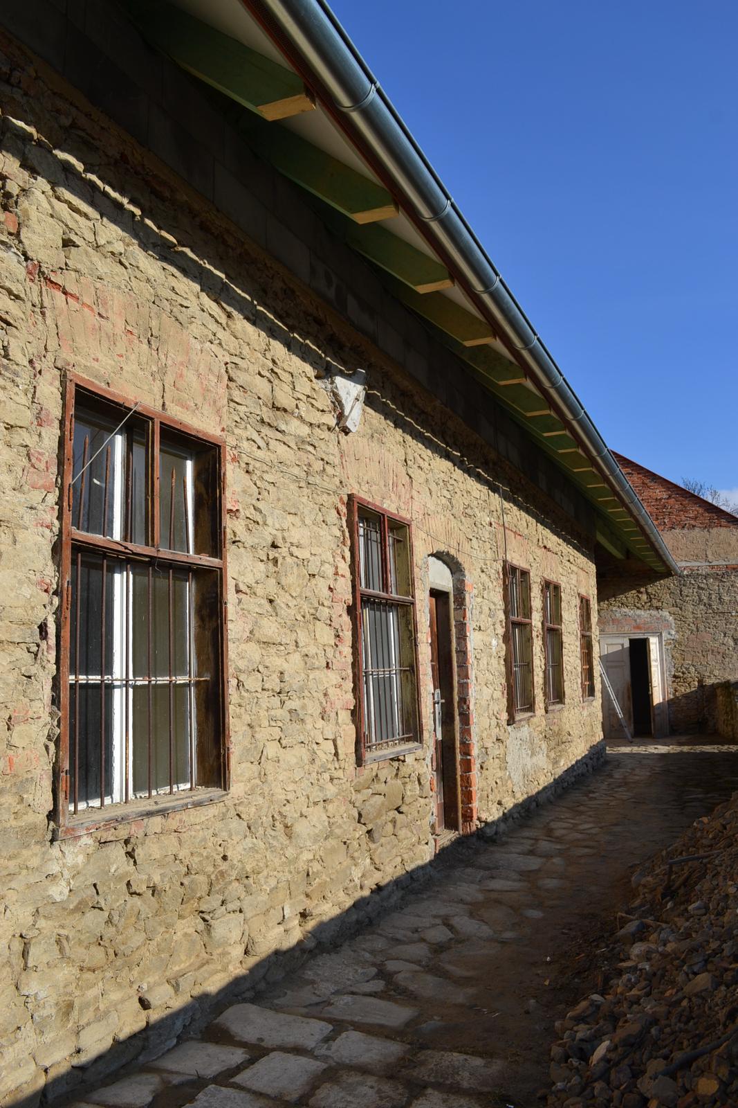 Rekonstrukcia  domu z 18- teho storocia - Obrázok č. 62
