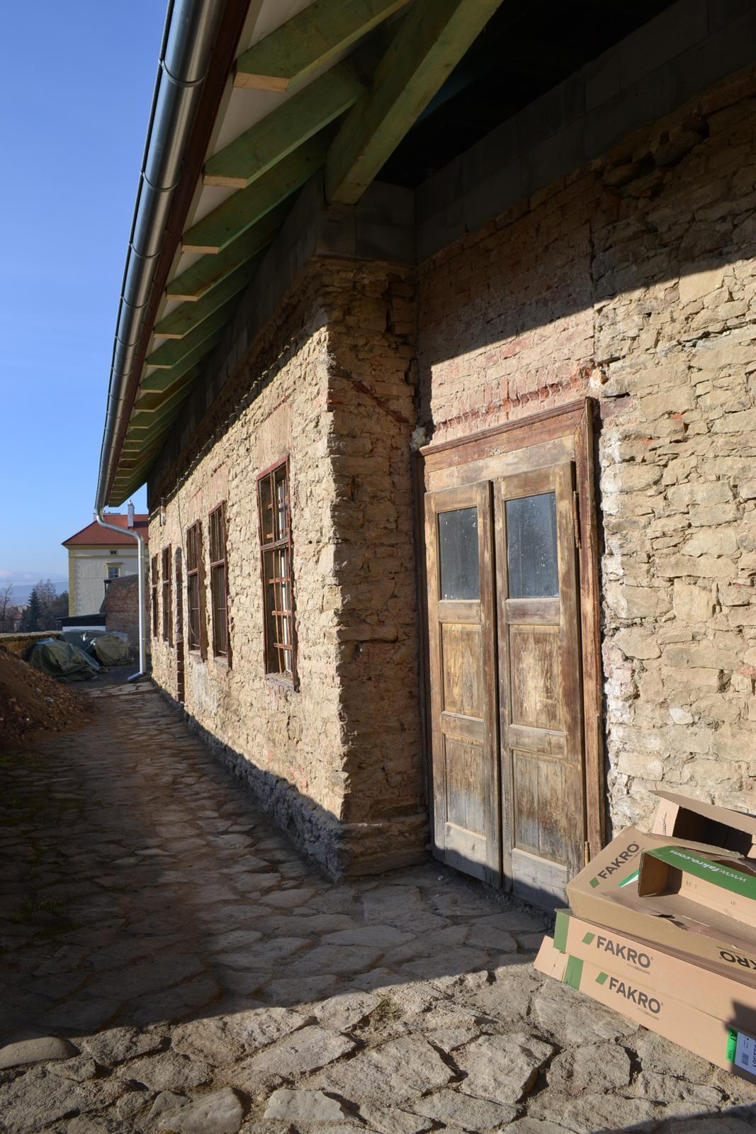 Rekonstrukcia  domu z 18- teho storocia - Obrázok č. 65
