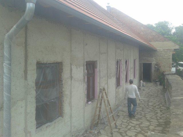 Rekonstrukcia  domu z 18- teho storocia - Obrázok č. 76