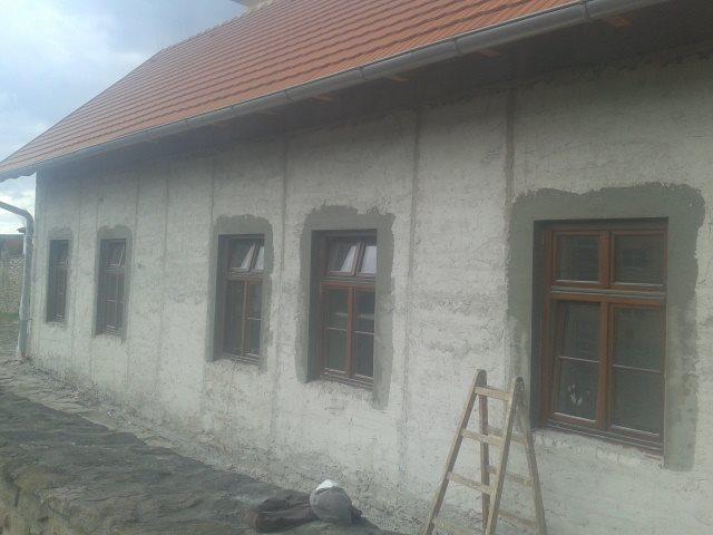 Rekonstrukcia  domu z 18- teho storocia - Obrázok č. 79