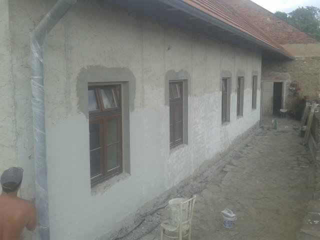 Rekonstrukcia  domu z 18- teho storocia - Obrázok č. 80