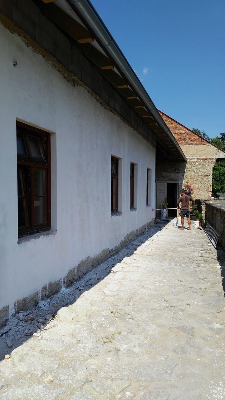 Rekonstrukcia  domu z 18- teho storocia - Obrázok č. 82