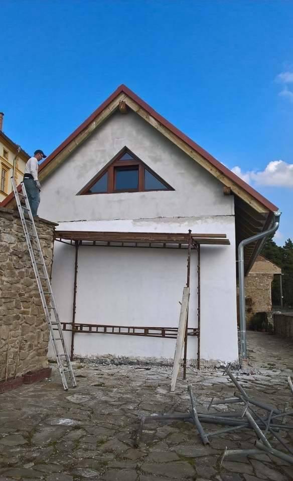 Rekonstrukcia  domu z 18- teho storocia - Obrázok č. 86
