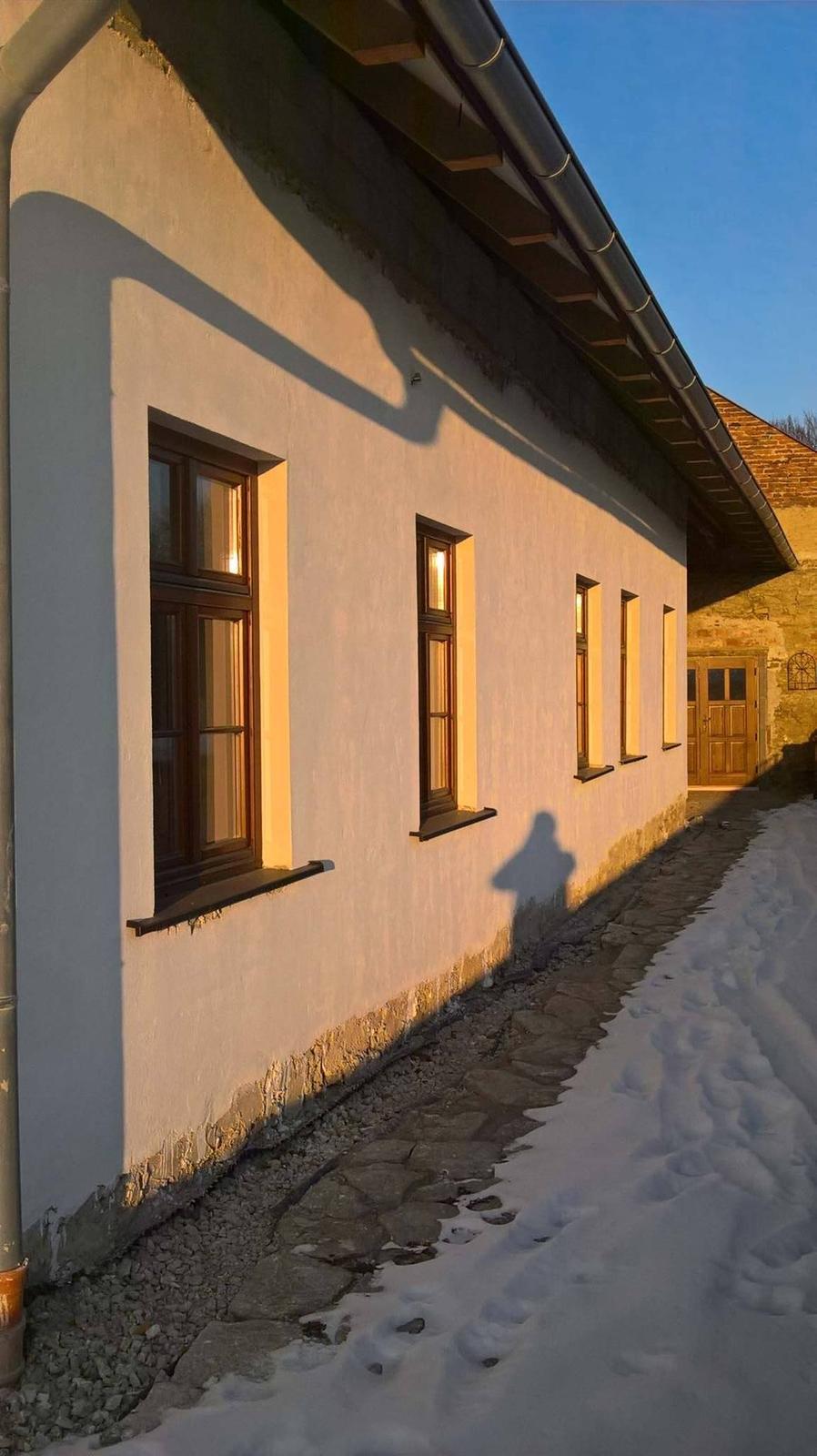 Rekonstrukcia  domu z 18- teho storocia - Obrázok č. 102