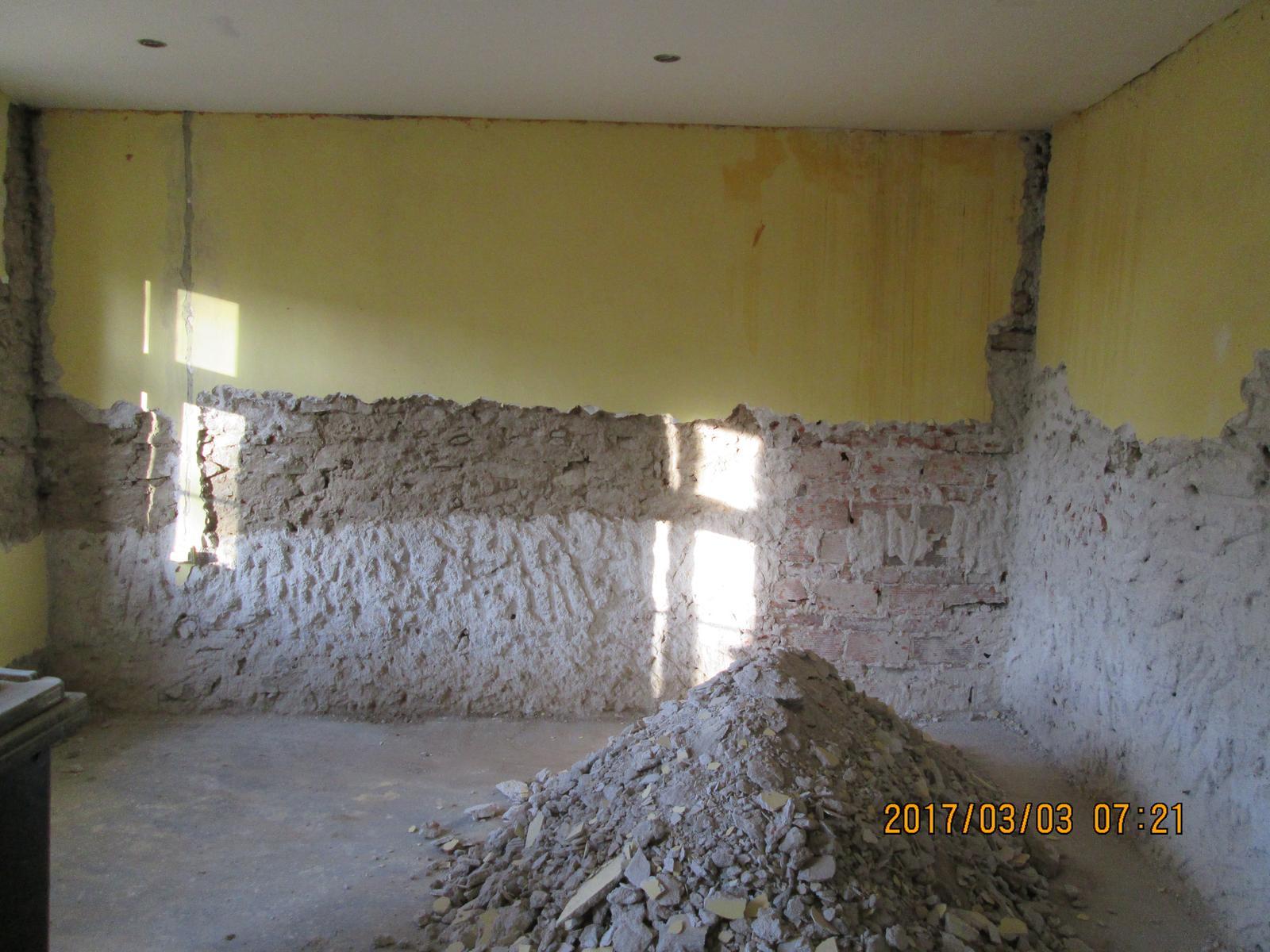 Rekonstrukcia  domu z 18- teho storocia - Obrázok č. 111