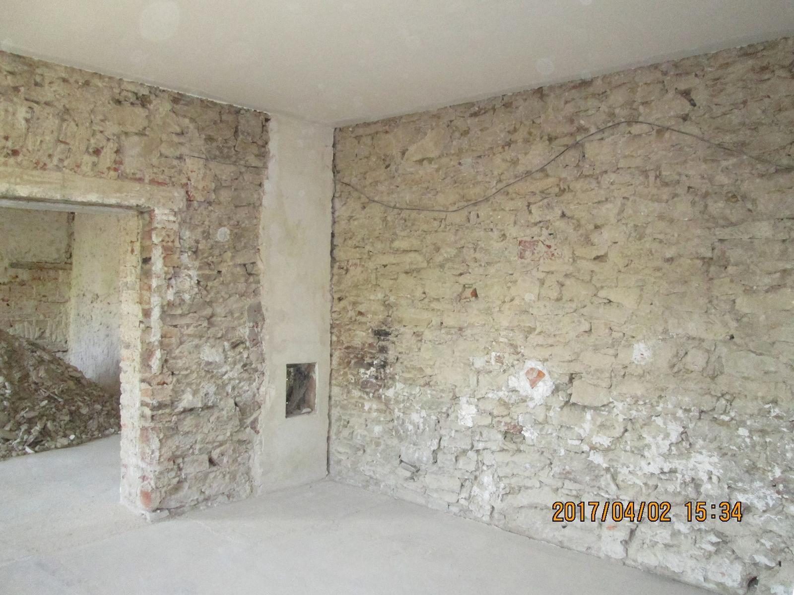 Rekonstrukcia  domu z 18- teho storocia - Obrázok č. 118