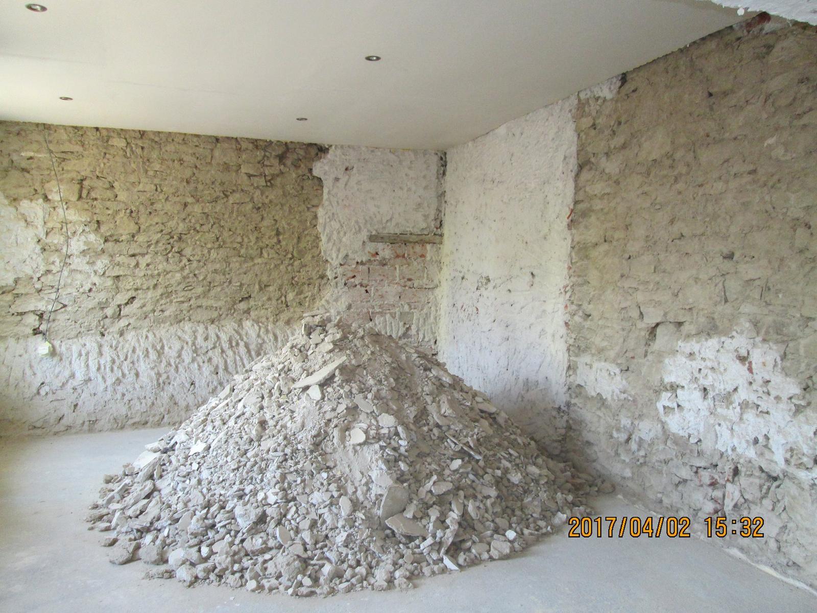 Rekonstrukcia  domu z 18- teho storocia - Obrázok č. 121