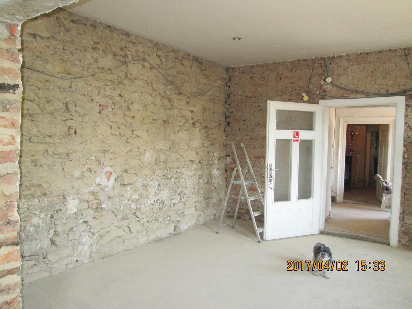 Rekonstrukcia  domu z 18- teho storocia - Obrázok č. 122