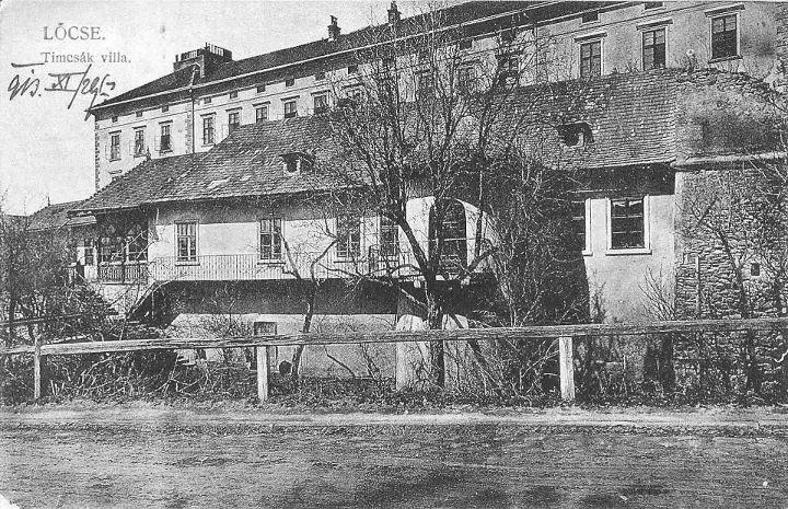 Rekonstrukcia  domu z 18- teho storocia - Co som to dnes nasiel v archivoch Slovenska na historickych fotografiach :)