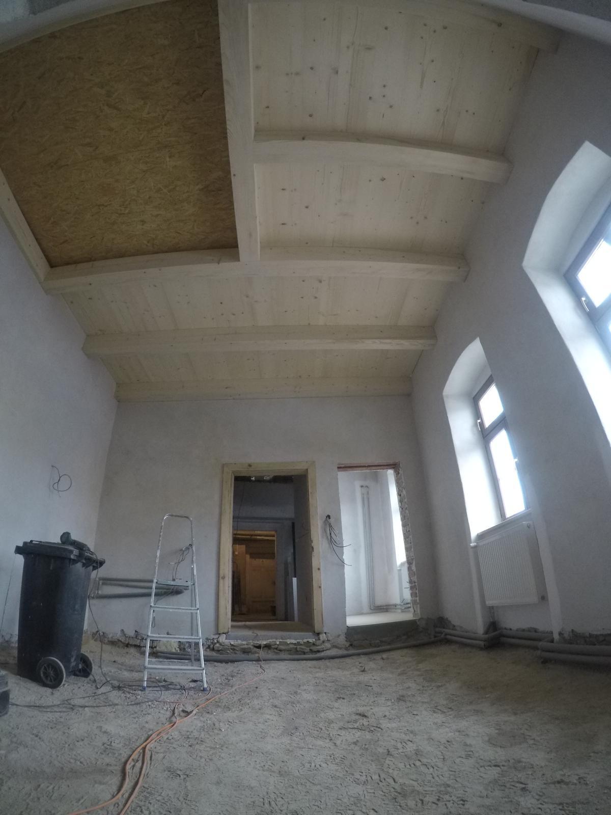 Rekonstrukcia  domu z 18- teho storocia - Obrázok č. 198