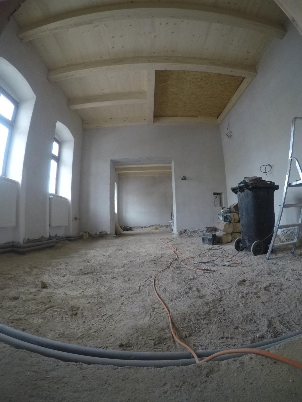 Rekonstrukcia  domu z 18- teho storocia - Obrázok č. 199