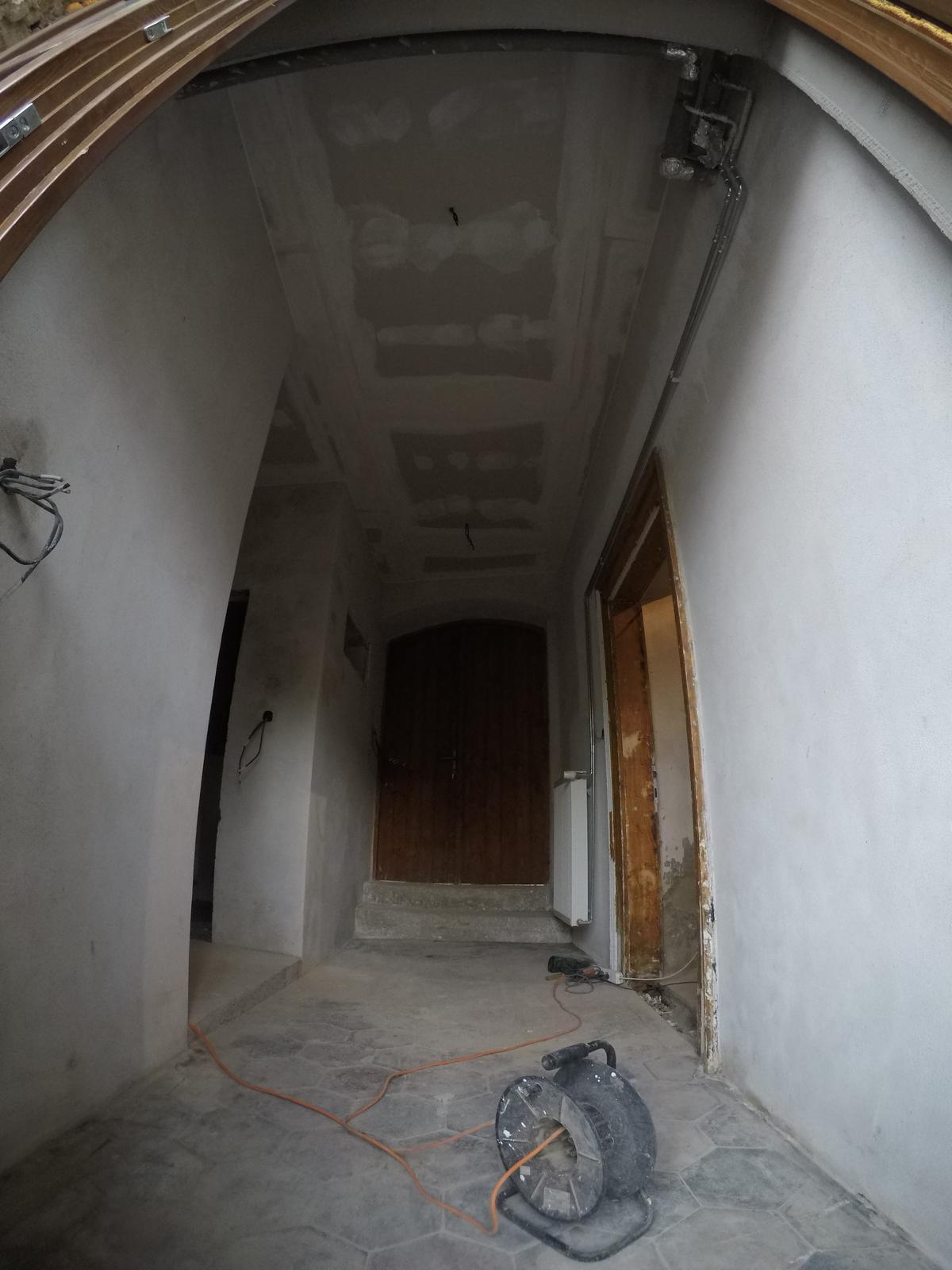 Rekonstrukcia  domu z 18- teho storocia - Obrázok č. 205