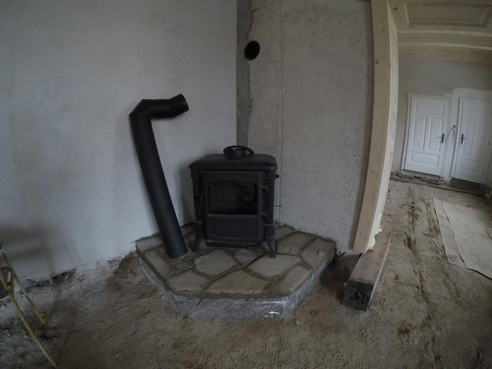 Rekonstrukcia  domu z 18- teho storocia - Obrázok č. 213