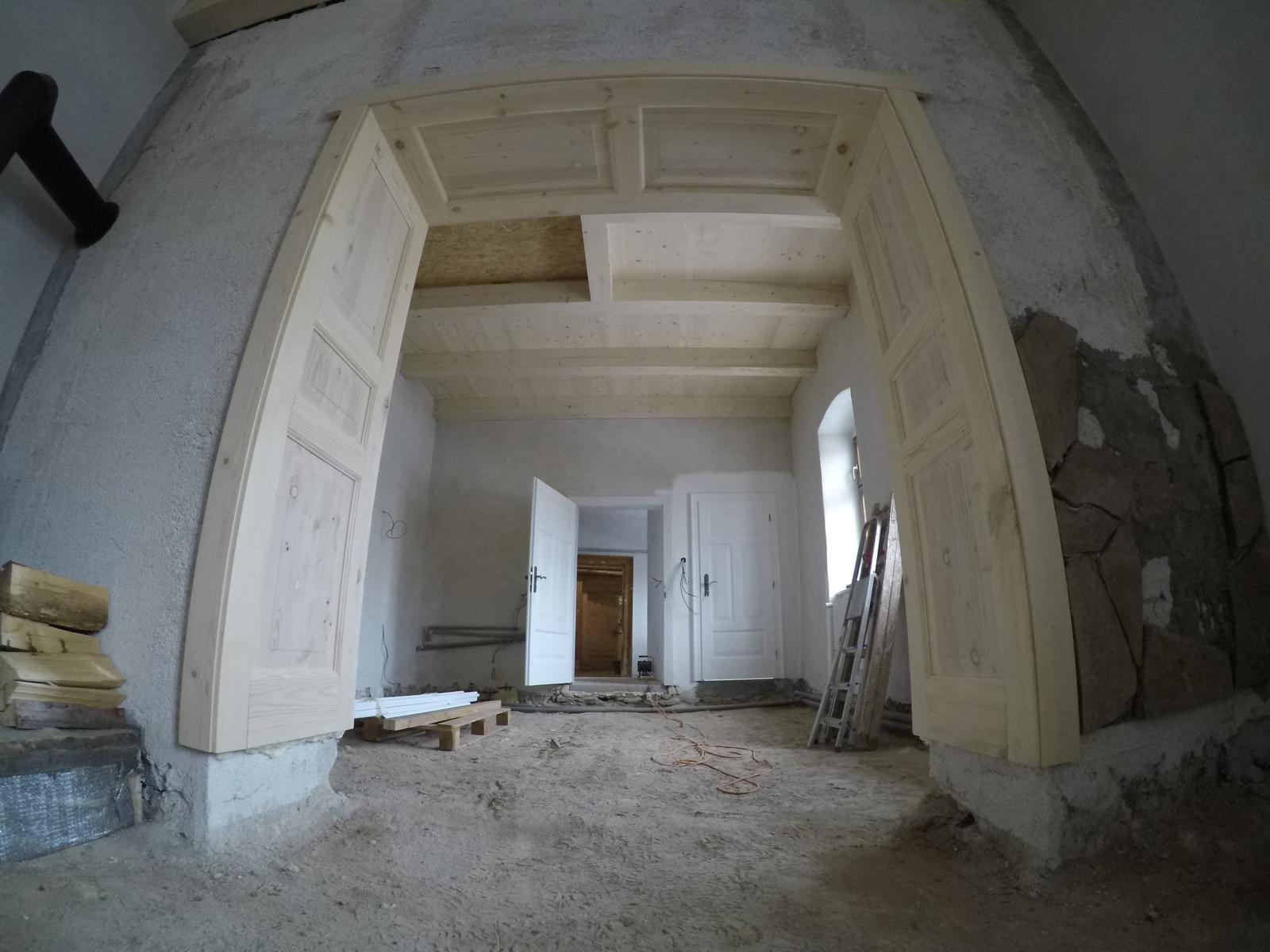 Rekonstrukcia  domu z 18- teho storocia - Obrázok č. 217