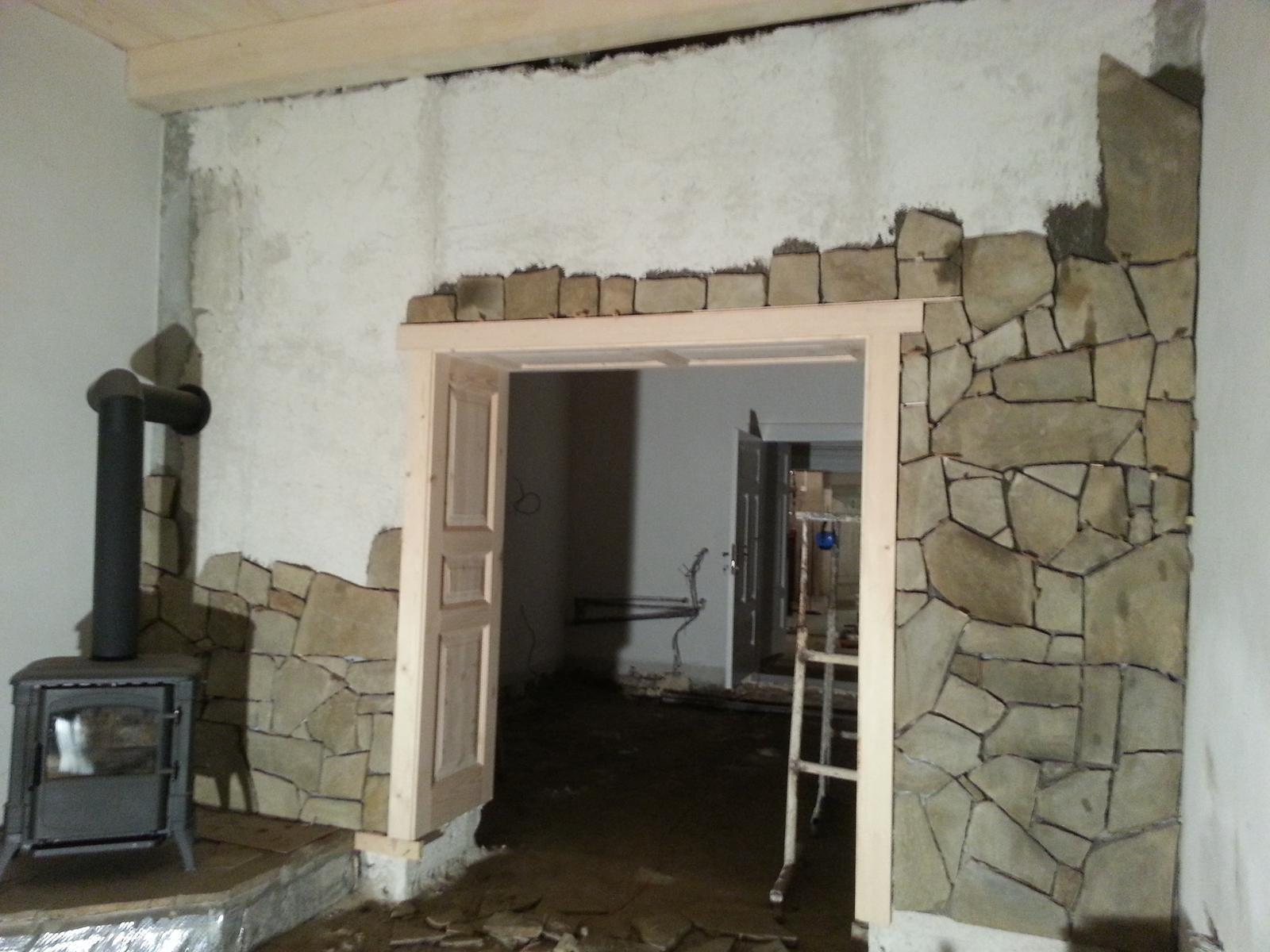 Rekonstrukcia  domu z 18- teho storocia - Obrázok č. 233