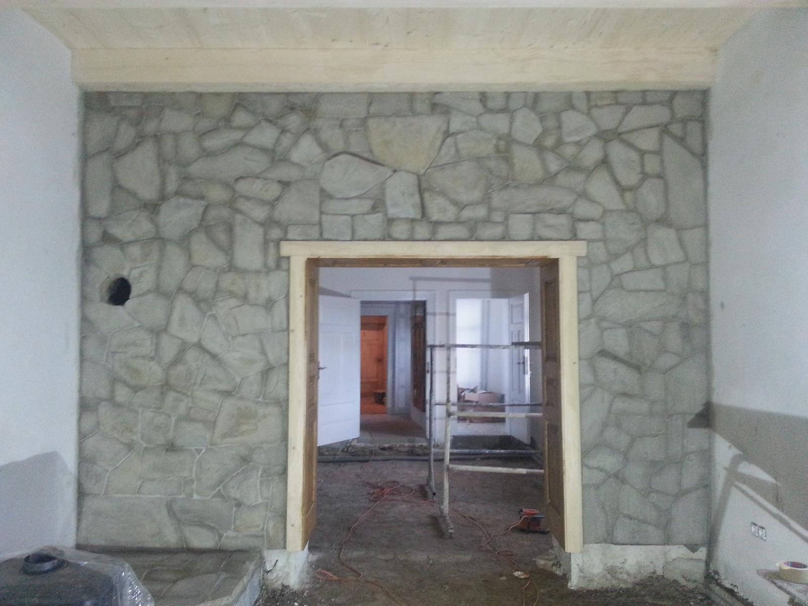 Rekonstrukcia  domu z 18- teho storocia - Obrázok č. 250