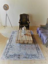 novy koberec v obyvacke