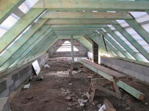 Rekonstrukcia podkrovia - Obrázok č. 3