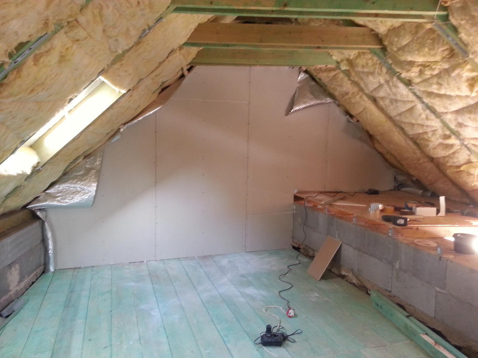 Rekonstrukcia podkrovia - Obrázok č. 10
