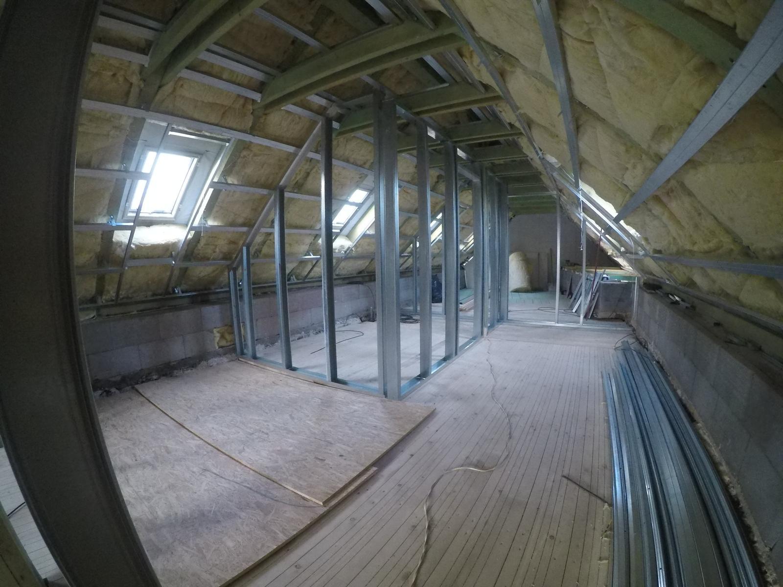 Rekonstrukcia podkrovia - Obrázok č. 14